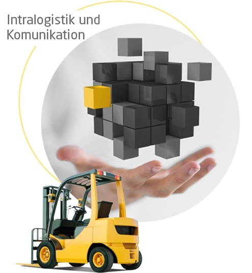 Stapler Logistik | Intralogistik