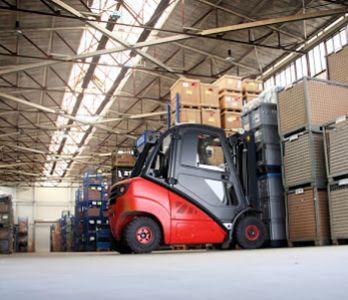 pager system logistik